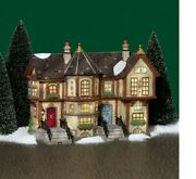 Dept 56 Dickens Village Howard Street Row Houses With Box 58728