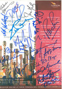 Richie Havens - Autographed Signed Photograph Circa 2004 With Co-signers