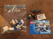 Lego- City- Surfer Rescue- 60011- 100 Complete- With Sticker Sheet