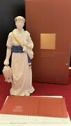 Lenox China First Blessing Fisherman Nativity Figurine - New In Box