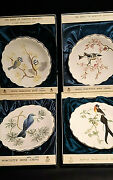 4 Royal Worcester Dorothy Doughty Limited Ed. Bird Plates