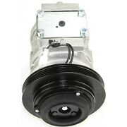 New A/c Compressor With Clutch Pulley Fits 90-97 Toyota Celica