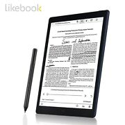Boyue Likebook P10 2gb/64gb 10 E-ink Display Android E-reader With Case Bundle