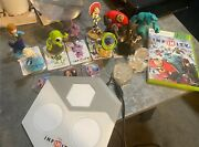 Disney Infinity Starter Pack And Extras - Xbox 360