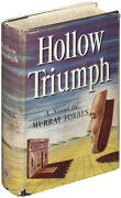 Murray Forbes Hollow Triumph First Edition 1946 100852