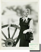 Orson Welles Lady From Shanghai Collection Of Seven Fashion Photographs 140755