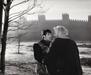 Orson Welles Chimes At Midnight Falstaff Two Original Photographs From 149300