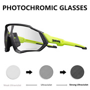 Photochromic Sunglasses Outdoor Sports Transition Glasses Uv400 Cycling Goggles