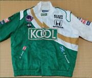 Official Sparco Team Kool Green Indycarcart Jacket - Size M