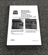 Ford New Holland 514 520 680 Manure Spreader Gearbox Shop Service Repair Manual