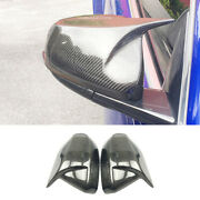 Rearview Side Door Mirror Replace For Discovery Sport 15-21 Ox Horn Carbon Fiber