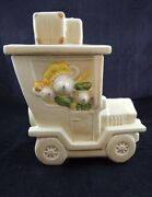 Metlox Poppytrail Mouse Mobile Collectible Vintage Cookie Jar