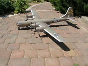147 Boeing B-29 Superfortress Bomber Bombardment Aircraft Paper Model Kit
