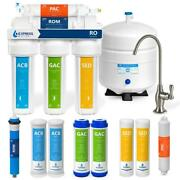 Express Water Reverse Osmosis System 5 Stage Water Filtration System - 100 Gpd