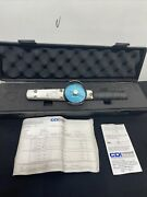 Cdi 751ldin Dial Torque Wrench 0-75 In / Lb A Snap-on Company Made In Usa