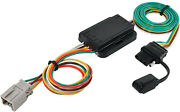 Trailer Hitch Wiring Tow Harness For Acura 97 - 99 Cl,01-06 Mdx,96 - 03tl