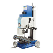 Wmd16v Milling And Drilling Machine Benchtop Variable Speed Mill/drill Machine