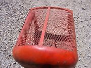 Allis Chalmers Wd45 Wd 45 Ac Tractor Front Nose Grill Radiator Cover