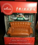 Hallmark 2020 Friends Central Perk Cafe Couch Christmas Ornament New 2020