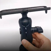 Ball Holder W / Fish Finder And Universal Marine Electronics