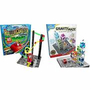 Thinkfun Roller Coaster Challenge Stem Toy And Building Game And Gravity Maze M...