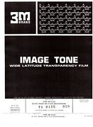 3m Image Tone Thermal Transparencies Thermofax From The 1970s 20 Sheets