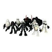 Star Wars Galactic Heroes Figures Darth Vader Imperial Forces Lot Of 10