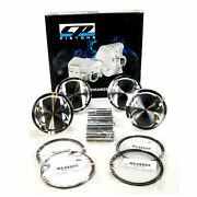 Cp Piston And Ring Set For Nissan Rb25det Bore 86.5mm Size +0.5mm Cr 8.5