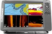 Lowrance Hook2 12 - 12-inch Fish Finder With Tripleshot Transducer And Us Inl...
