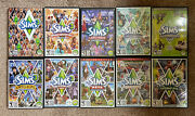 The Sims 3 Ultimate Bundle Pc Expansion Packs 10 Total Items Base Game Included