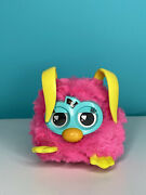 Furby Party Rockers Pink Yellow And Teal Interactive Toy Hasbro Works