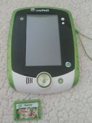 Leapfrog Leappad 2 Explorer Learning System Green And White Edition + Science