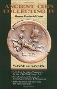 Ancient Coin Collecting Iv Roman Provincial Coins V. 4