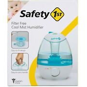Safety 1st Cool Mist Humidifier Filter Free Ultrasonic 360 Degree 2-day Delivery