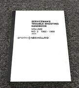 1967 Sperry New Holland 1040 1045 212 268 270 271 280 2m Troubleshooting Manual