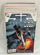 Dc Fifty-two Week 1-52 Complete Set Lot Full Run 7 9 11 1st Batwoman Appearance