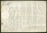 King George Iv Great Britain - Military Appointment Signed 03/25/1811