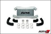 Ams Alpha Front Mount Intercooler For Ams Ic Piping W/ Logo Nissan Gt-r