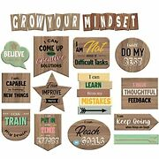 Home Sweet Growth Mindset Classroom Decorations Grow Your Mindset Poster