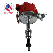 New For Ford Small Block 302 260 289 Hei Ignition Cap W/65k Coil Sbf Distributor