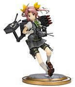 Pulchra Kantai Collection Kancolle Kagerou Pvc Figure 17 Scale F/s W/track