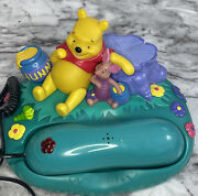 Disney Novelty Winnie The Pooh And Piglet Mybelle Telephone - Tested And Working