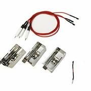 3 Pack Igniter Kit With Collector Box For Dcs Gas Grill 27dbq, 27dbqr, 27dbr,