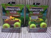 Monster Jam 2020 Zombie Invasion Mutt And Dragon