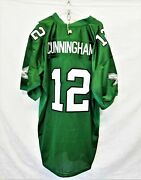 Randall Cunningham 12 Mitchell And Ness 1992 Throwback Nfl Jersey Size 4xl Nwt