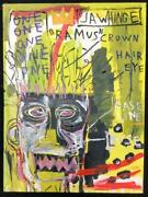 Jean-michel Basquiat 1982 There Are Details