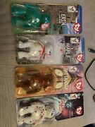 Ty Beanie Baby - Mc Donaldandrsquos International Bears Full Set- Mint And In Package