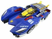 Tomica Hyper Blue Police 01 Sonic Arrow Free Shipping With Tracking New Japan