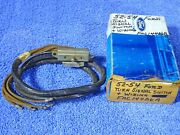 1951-1955 Ford Turn Signal Switch And Wiring Nos