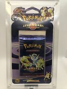 Pokemon 2002 Legendary Collections Blister Factory Sealed Wotc Eeveelutions